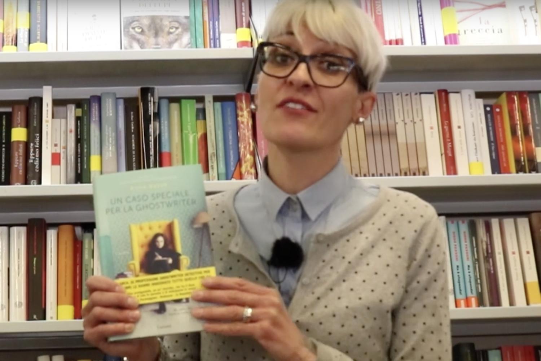 Romaine Pernettaz - ti consiglio un libro - libri - Brivio