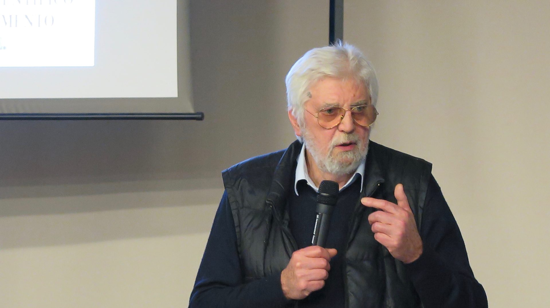 Mario Borgio, Sindaco di Saint-Vincent
