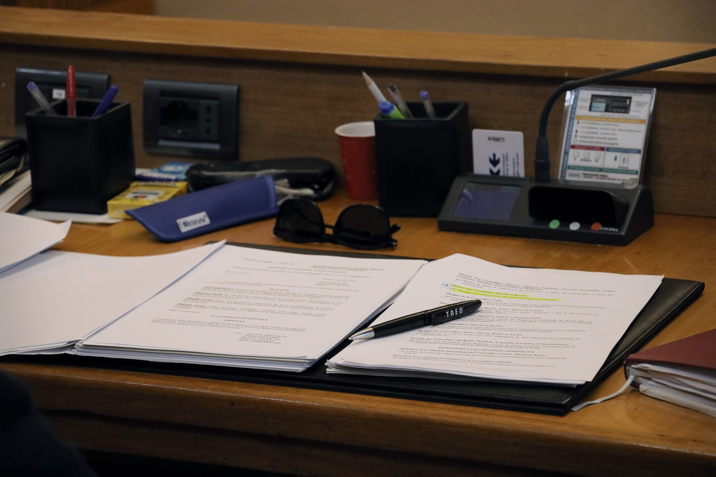 consiglio regionale documenti