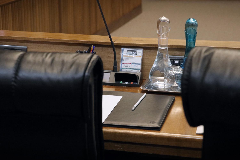 consiglio regionale scrivania
