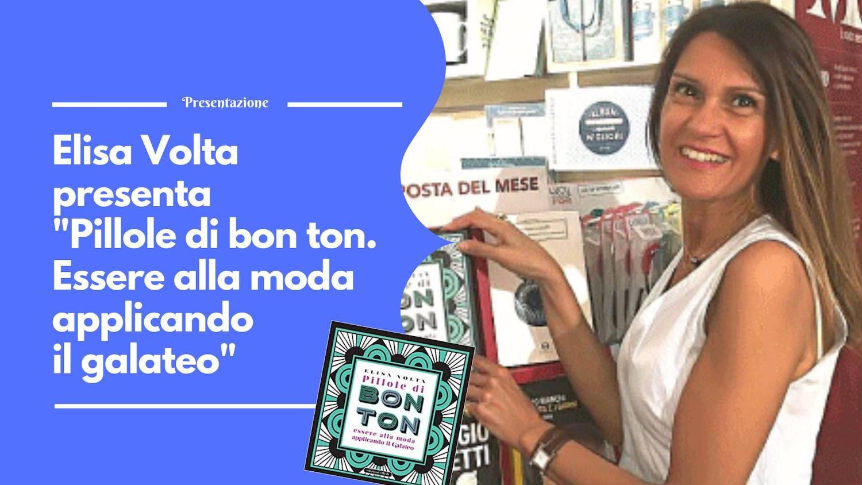 Elisa Volta - Brivio - libri - autori