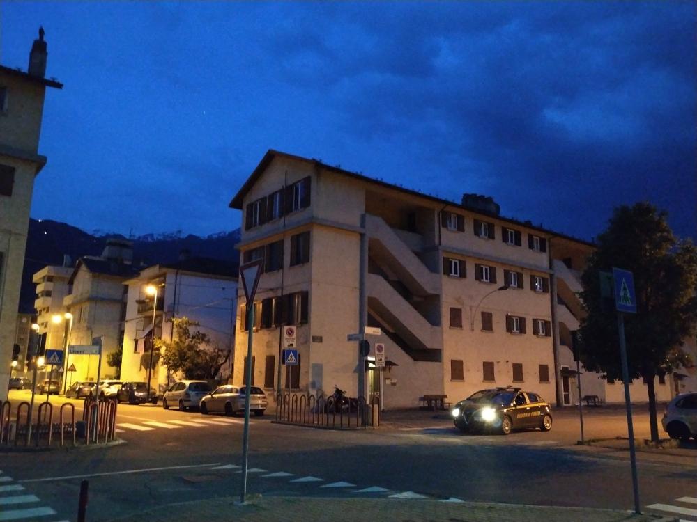 GdF Quartiere Cogne