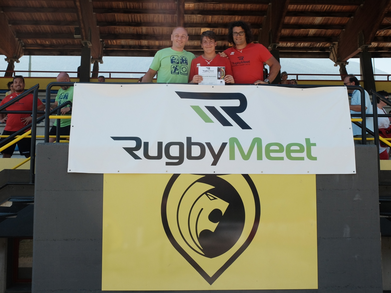 Rugbymeet Summer Camp
