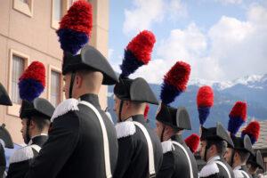Anniversario fondazione Arma dei carabinieri