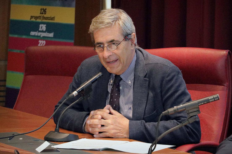 conferenza stampa CSV Antonio Fosson