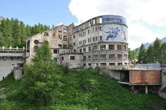 Ex Hotel Gran Baita