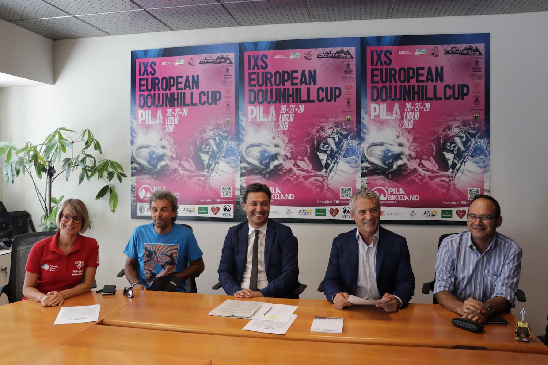 Coppa Europa Downhill Pila
