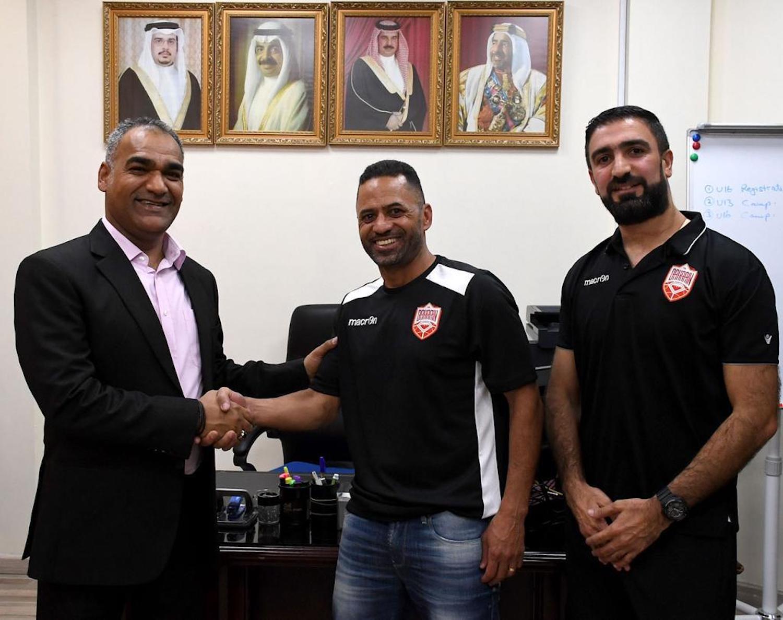 Lino Gomes ct del Bahrein