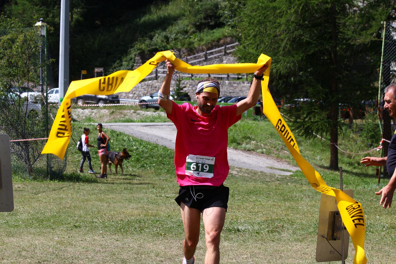 Mattia De Guio Gran Paradiso Trail