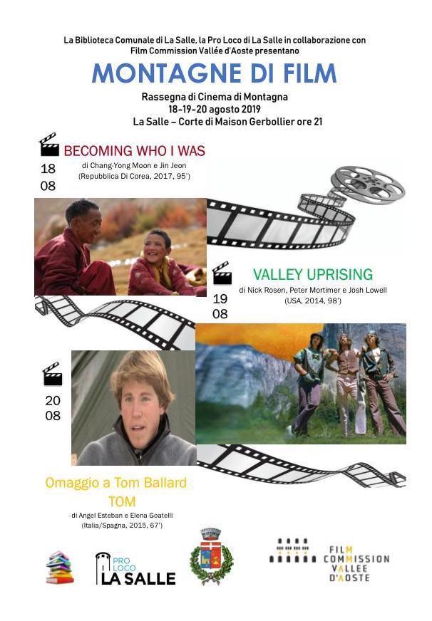 Montagne di film La Salle