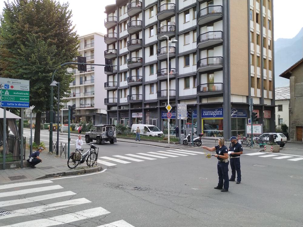 Incidente ad Aosta