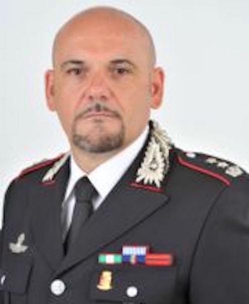 Tenente Colonnello Carlo Lecca