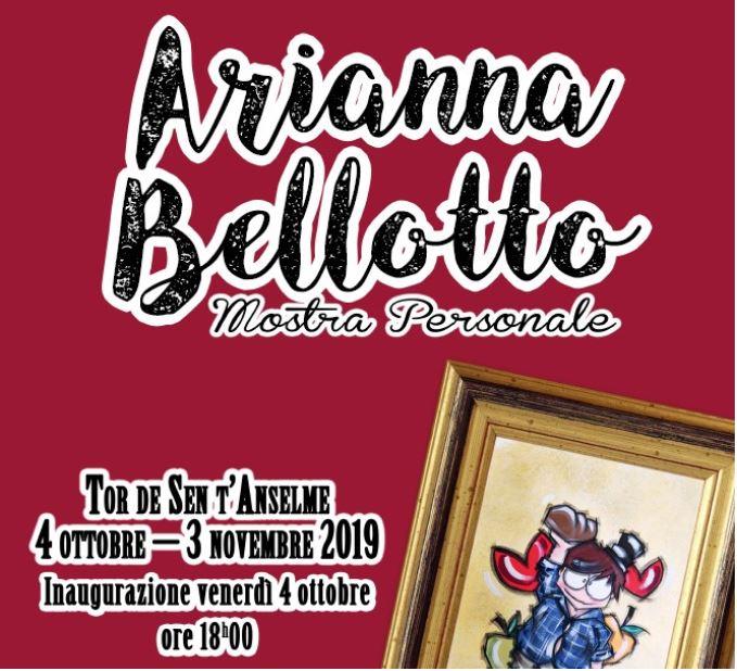Arianna Bellotto locandina
