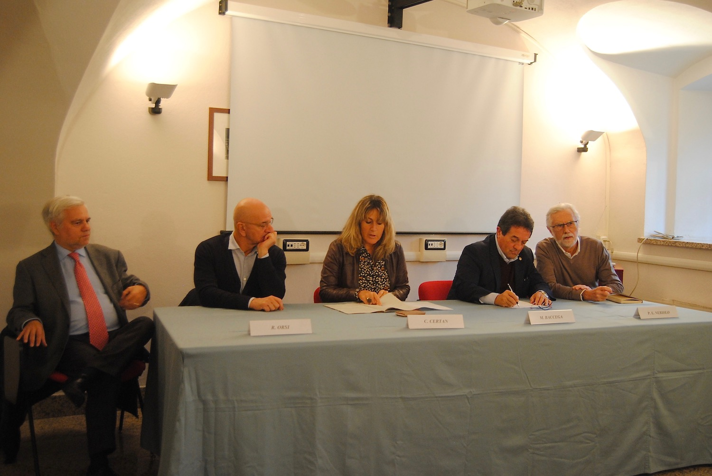 La conferenza stampa sull'attività di screening per l'ambliopia