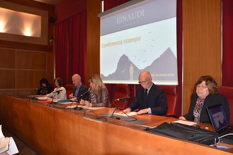 Presentazione progetto Einaudi
