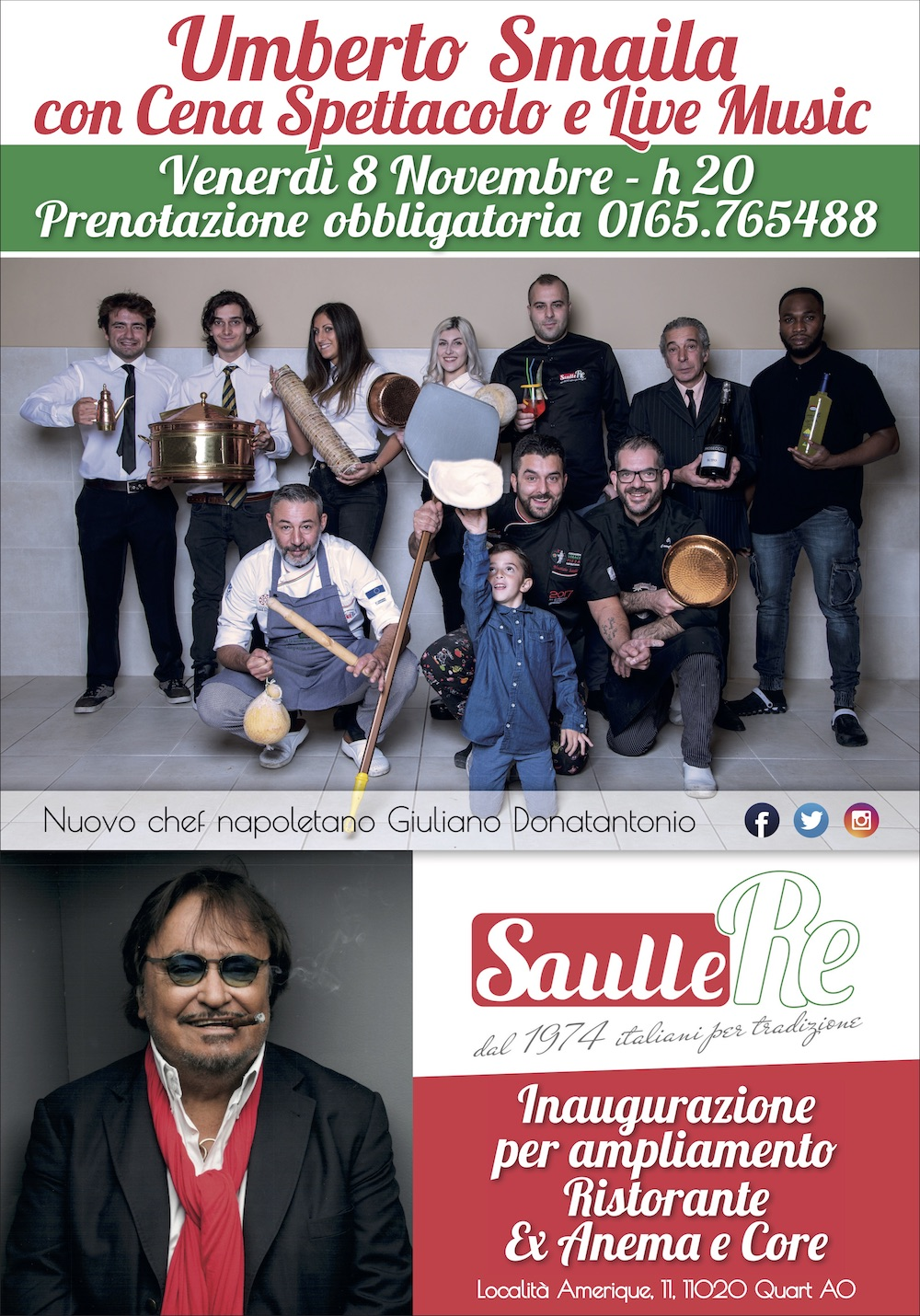 Saulle Re