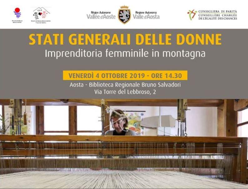 Stati Generali delle Donne locandina