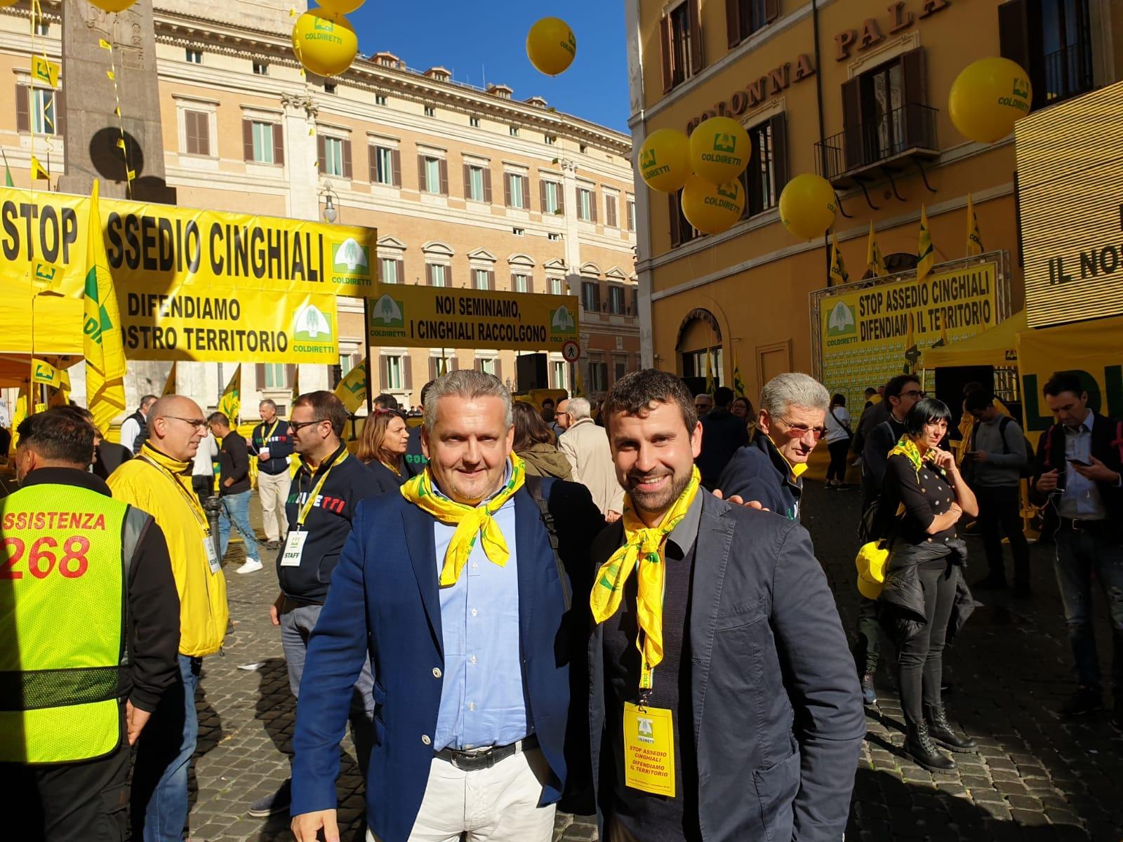 Elio Gasco e Alessio Nicoletta