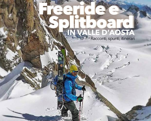 Freeride e Splitboard in Valle dAosta Ettore Personnettaz