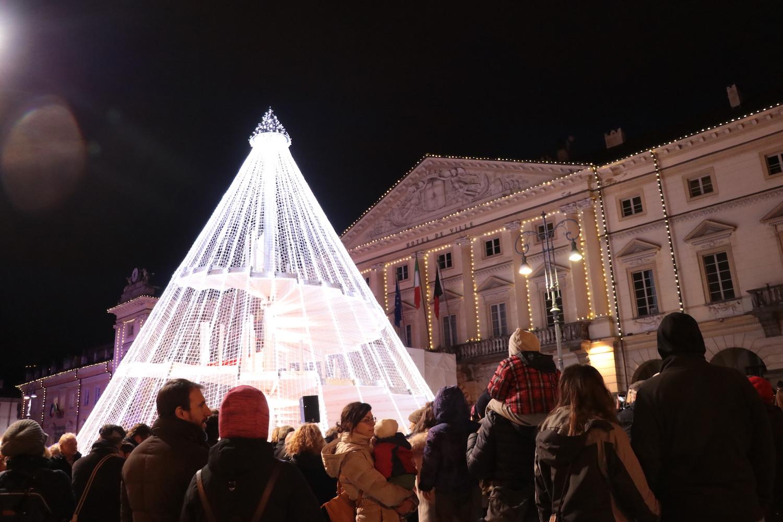 Natale in piazza Chanoux e Marché Vert Noël