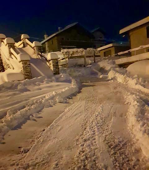 La Valle Daosta è Sotto La Neve Le Foto Più Belle Dei
