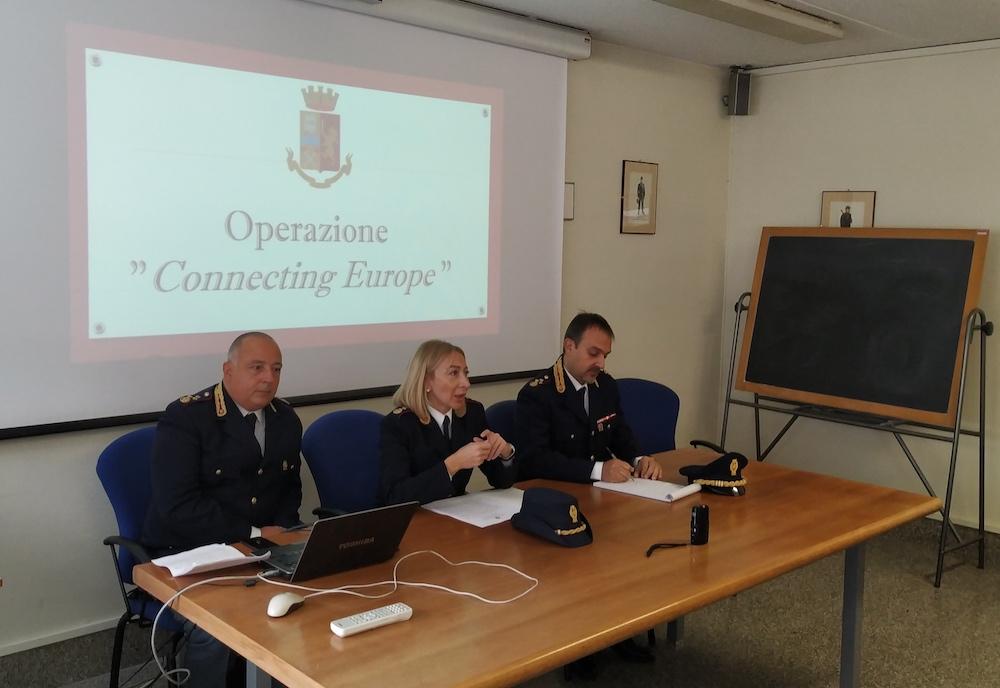 Operazione Connecting Europe