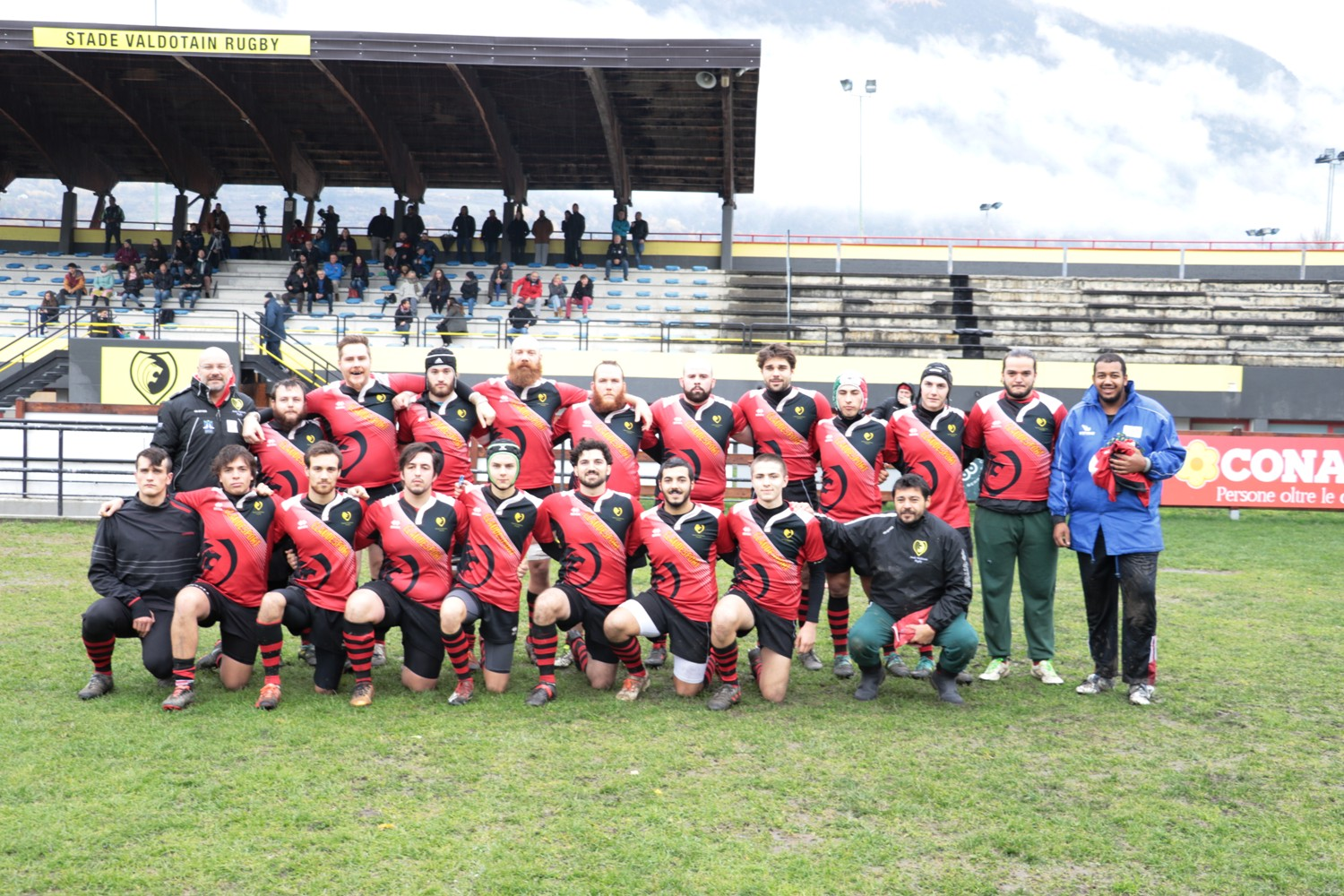 Stade Valdotain Rugby