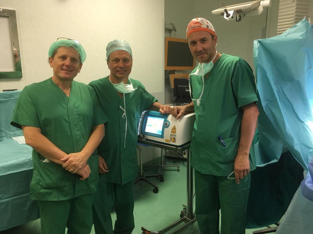 laser proctologia