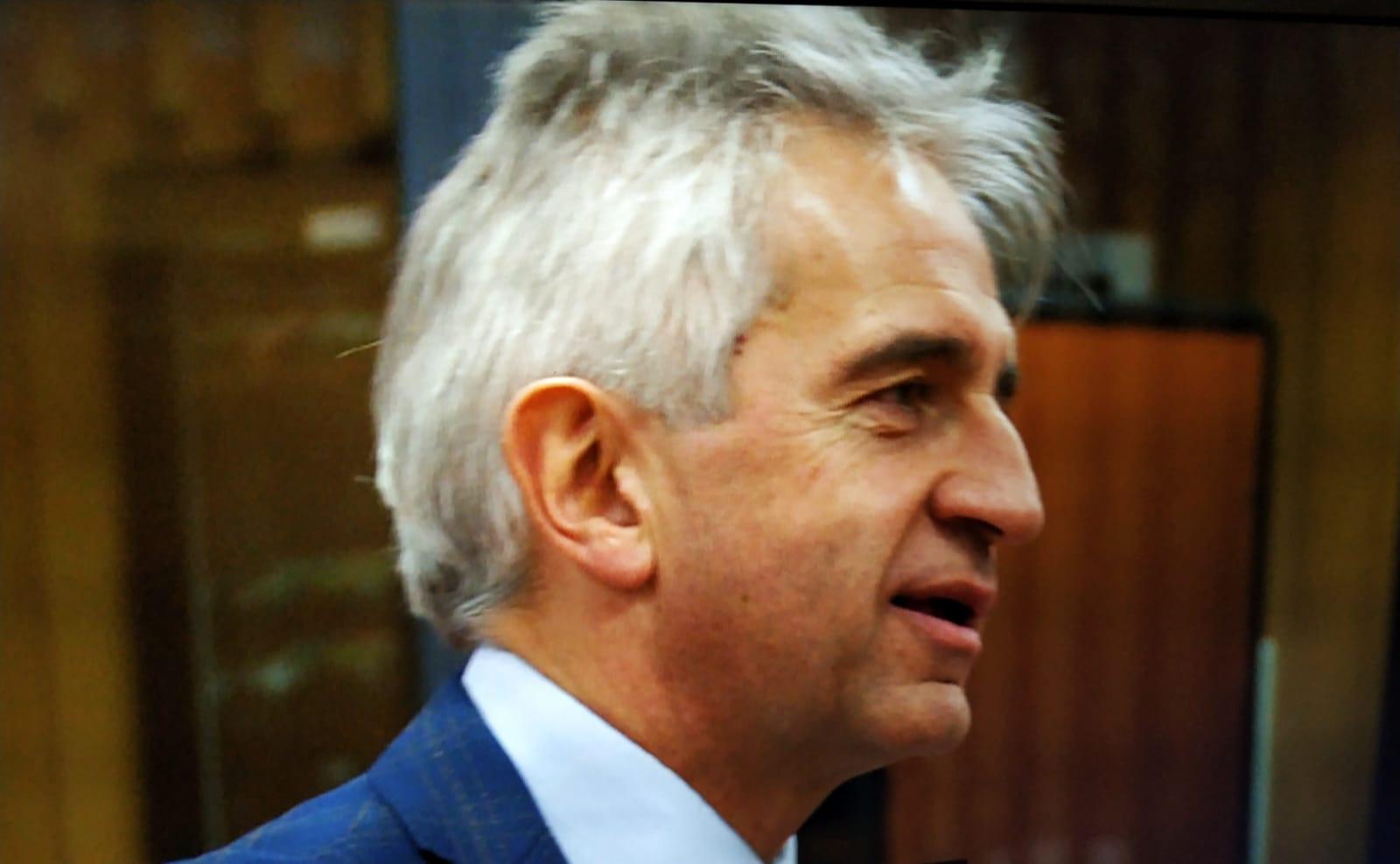 Il pm Valerio Longi.