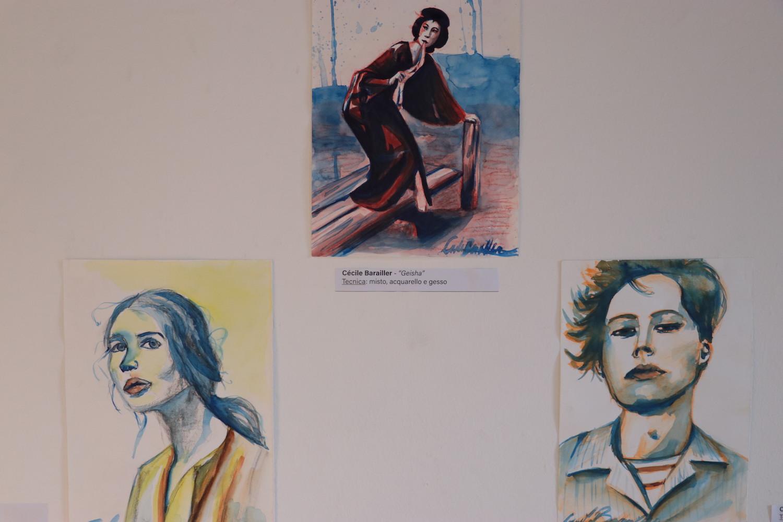 Le opere di Cécile Barailler