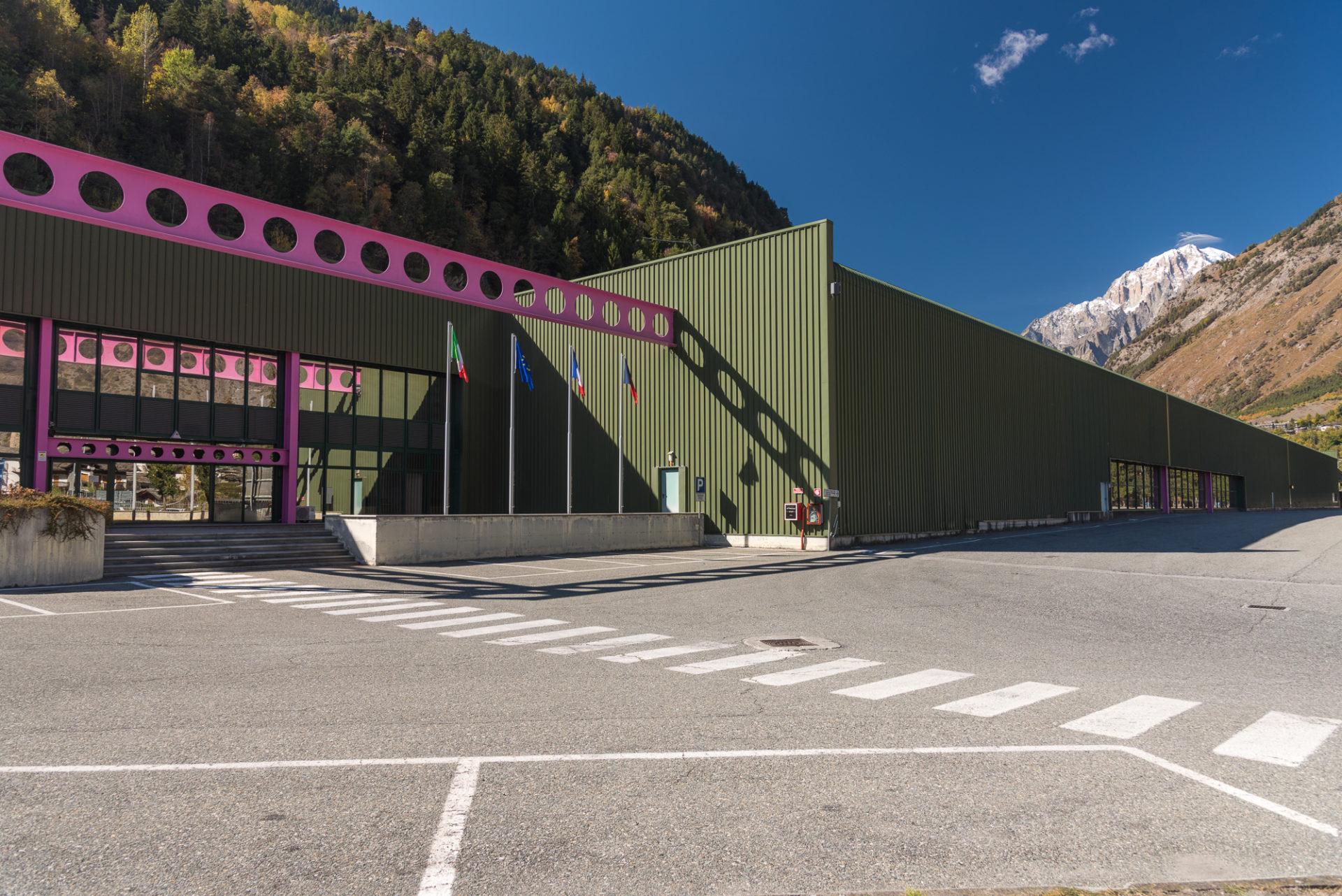 Sorgenti Monte Bianco