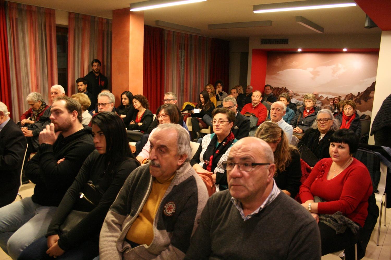 il pubblico del congresso di Epav