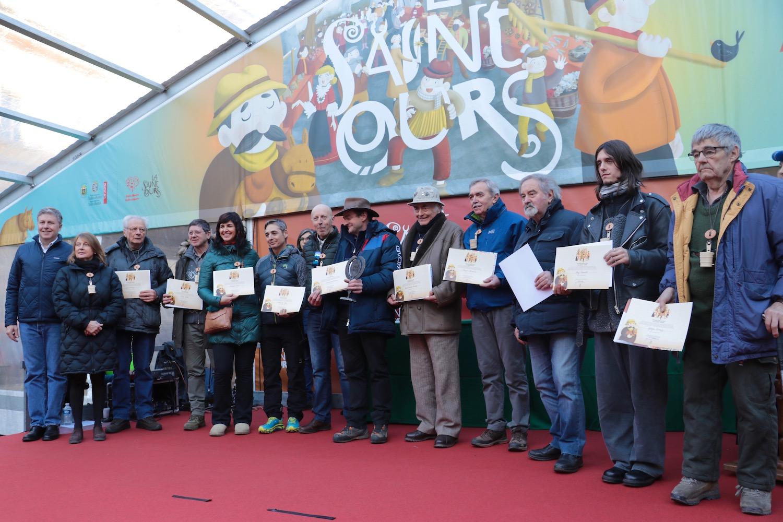 Premiazione Fiera di Sant'Orso 2020