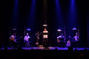 Replicante Teatro e Erets Quartet