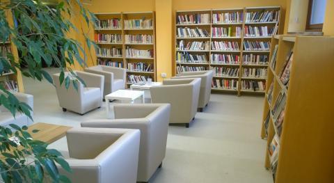 biblioteca courmayeur