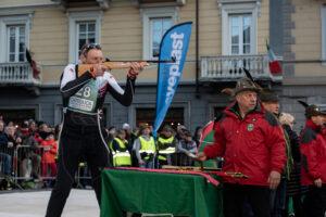 Alpiniadi 2020, biathlon