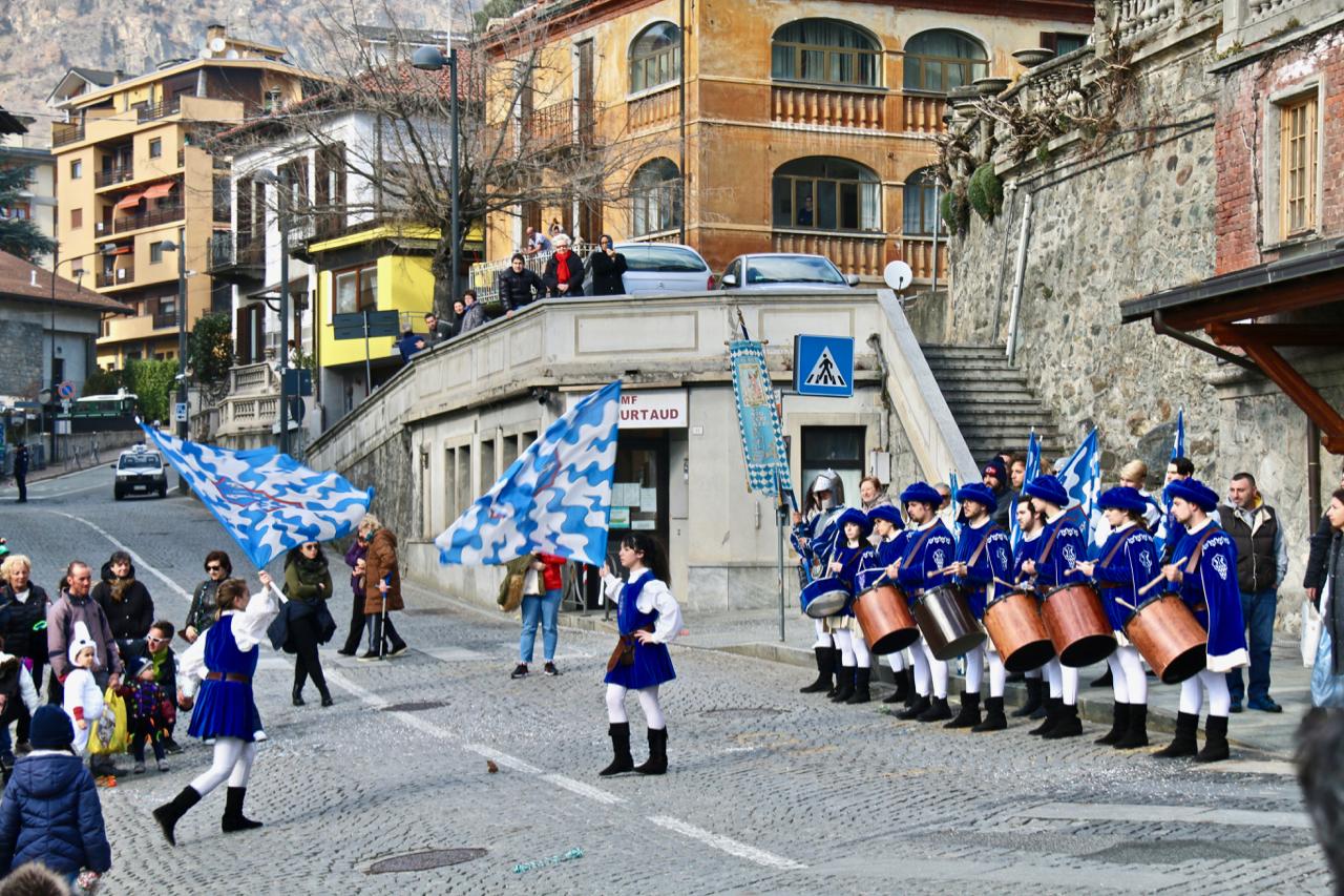 Carnevale dei piccoli di Saint Vincent