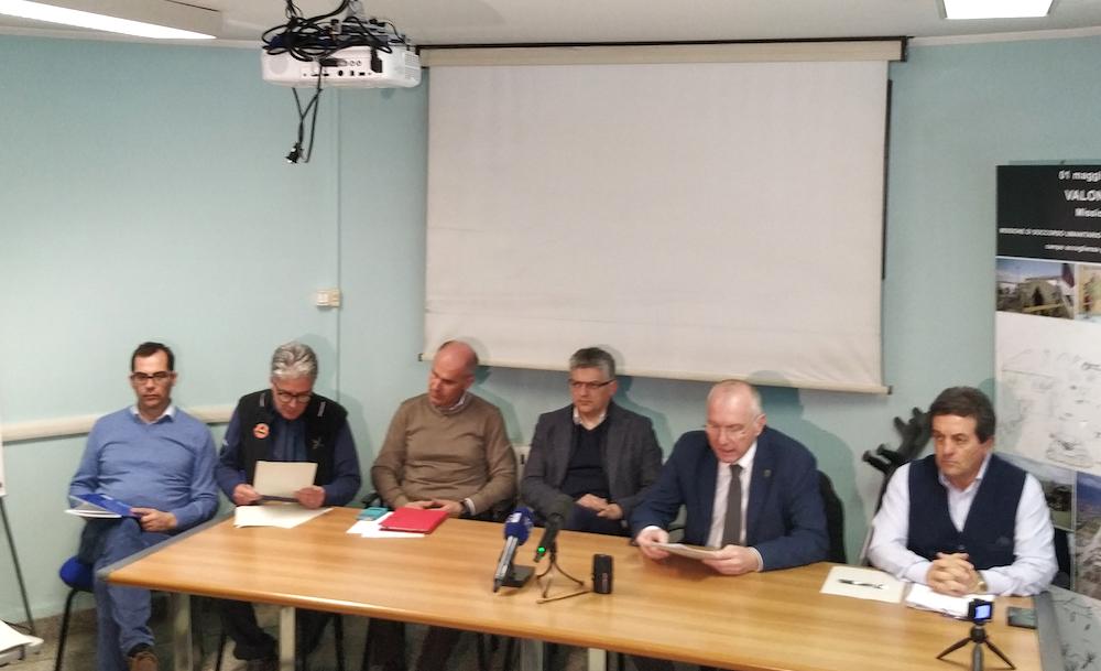Conferenza stampa Coronavirus