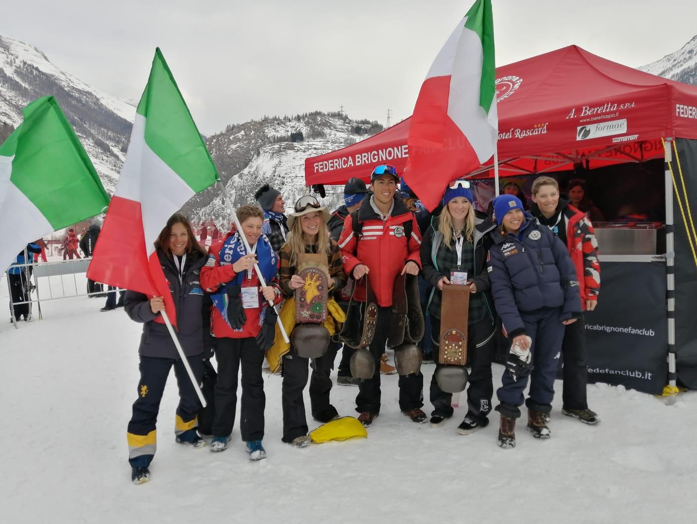 Fans Club Federica Brignone