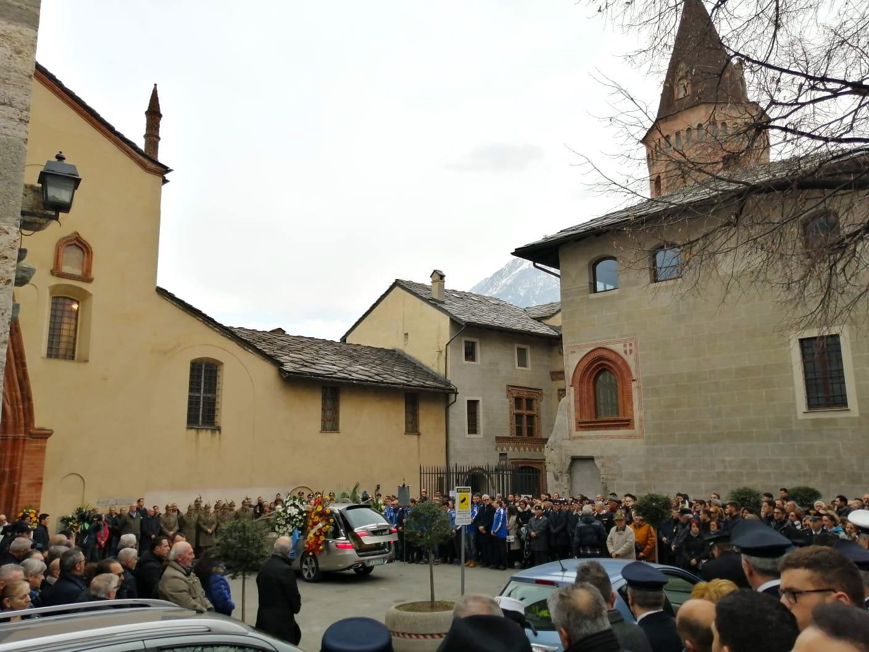 Funerale Loris Azzaro
