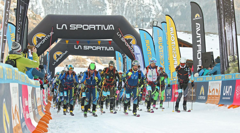 Partenza Epic Ski Tour