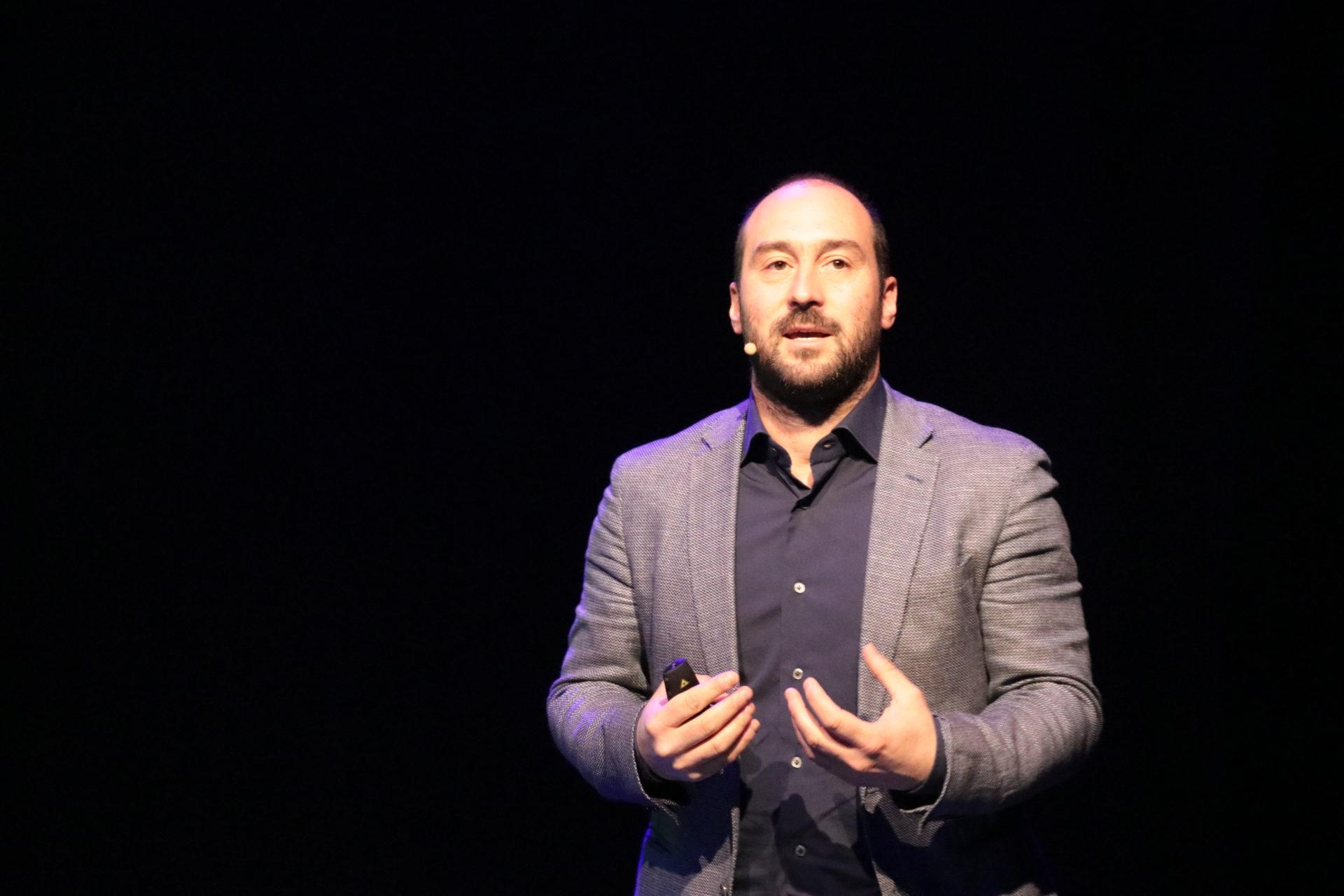 Presentazione piano strategico - Luca Ballarini