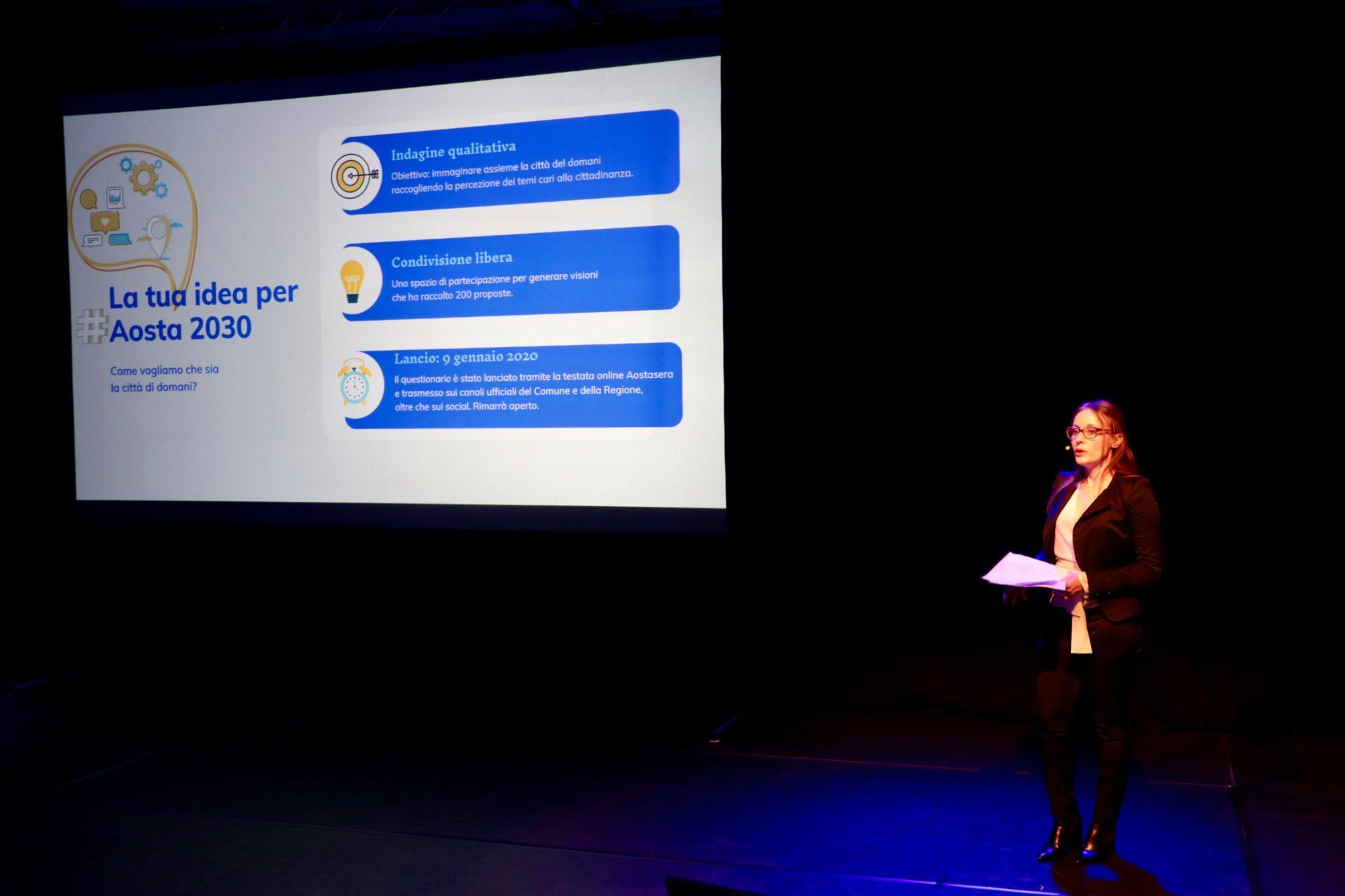 Presentazione piano strategico - Alice Ricciotti
