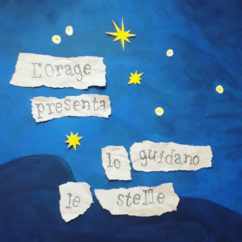 """Il disco de L'Orage """"Lo Guidano le Stelle"""""""