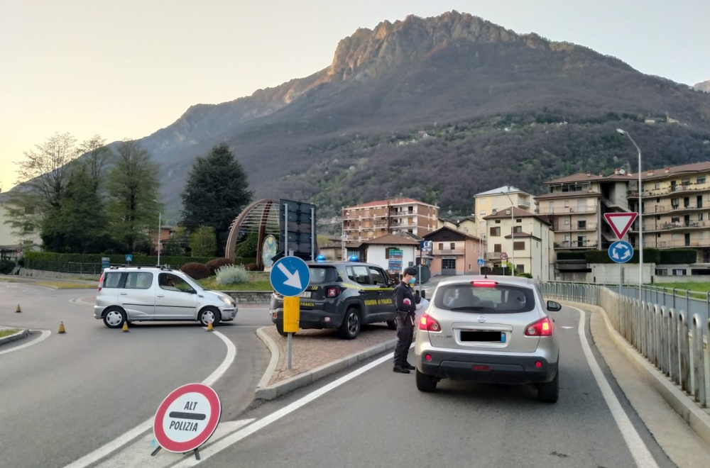 Controlli Pont-Saint-Martin