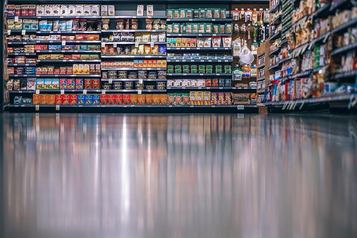 Spesa supermarket market