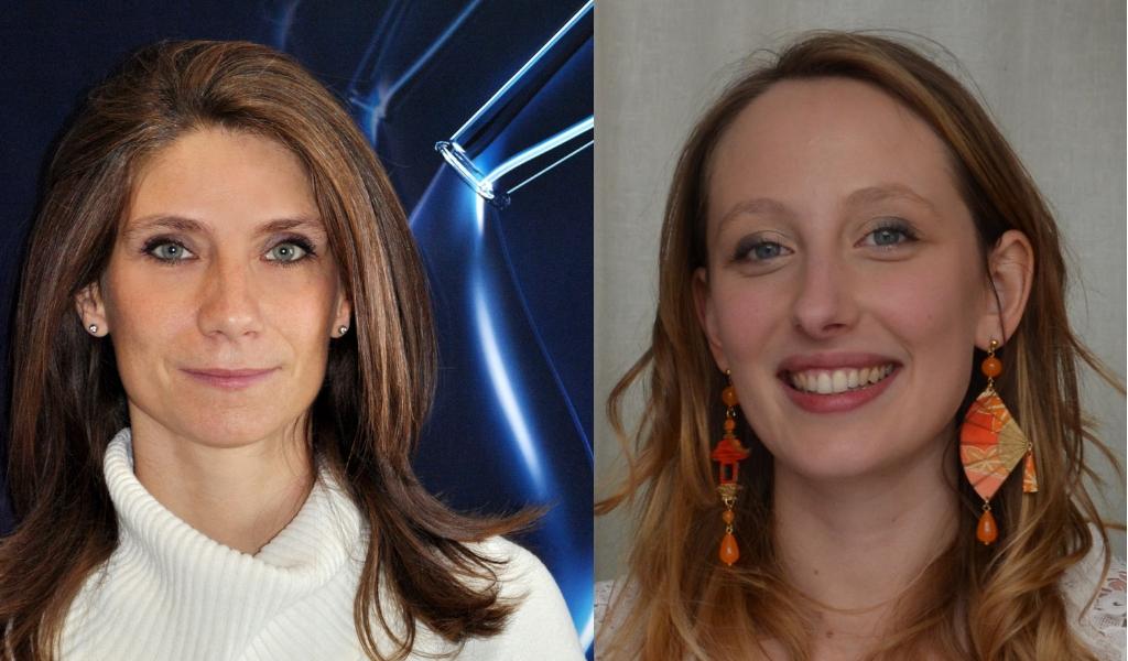 Luisa Canilli, Direttore Medico di Istituto Ganassini. Martina Papasergio, Trainer Korff