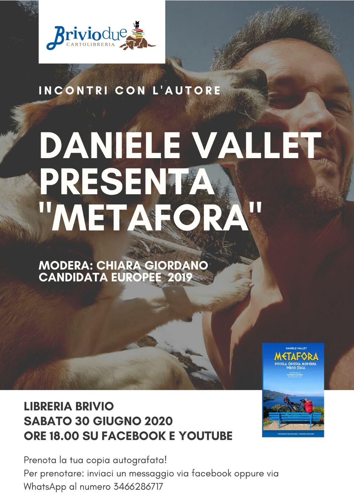 Daniele Vallet presenta Metafora