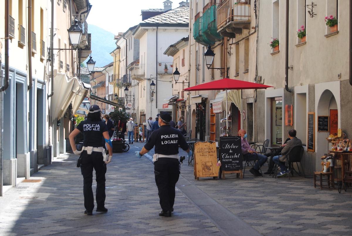 Fase 2 - controlli - Vigili urbani - Polizia Locale - Coronavirus - Covid
