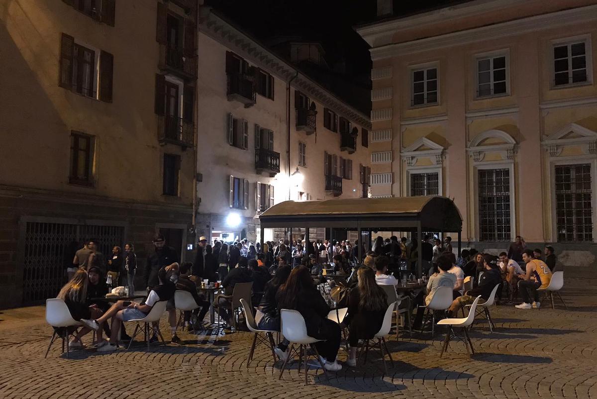 """La """"Fase 2"""" ad Aosta, venerdì 22 maggio 2020"""